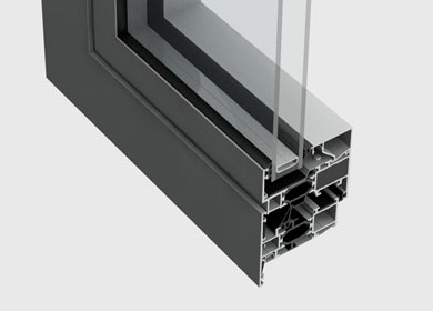 Aluminum Door-window Machine