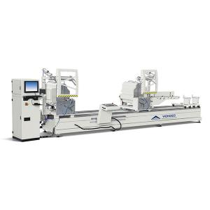 CNC Precision Double Mitre Saw with Print