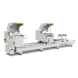 Heavy Duty Digital Dispaly Double Mitre Saw